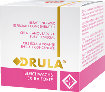 Drula Bleaching Wax Skin Whitening Lightening Cream