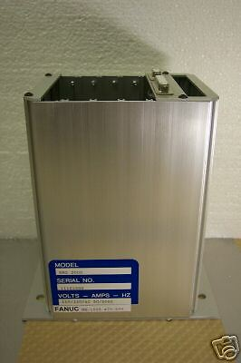 Fanuc Model Emo2000 Chassis With Bus Card New