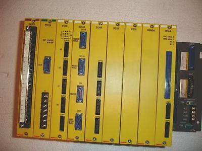 Fanuc - I/O Base Unit With Modules - A03B-0801-C004