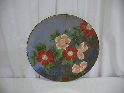 Old Royal Doulton Charger Plate-Wild Rose Or Roses G