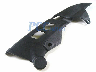 Black Plastic Chain Guard Guide Protector For Xr50 Crf50 M Cg07