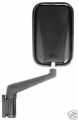 L@@k Brand New Land Rover Daf 200 400  Mirror Head & Arm Complete