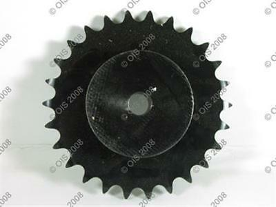 "Browning 80B26 ANSI 80 Chain Sprocket 1"" Pitch Type B Bore 26 Teeth New"