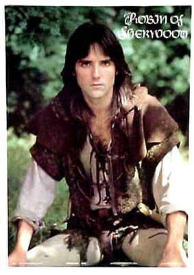 Robin Hood of Sherwood TV Poster MICHAEL PRAED-Rolled