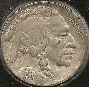 1919-S EXTREMELY FINE  Buffalo Nickel - See description