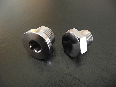 Bmw R1200Gs 2003-2012 Stainless Steel Gearbox Filler & Drain Plug