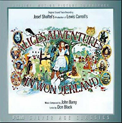 Alice's Adventures in Wonderland/Petulia (1972/1968)
