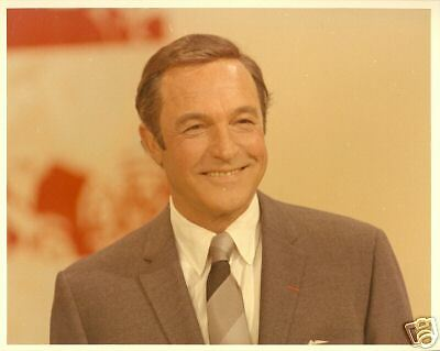 Gene Kelly Tv Special Original 1969 Nbc Tv Photo