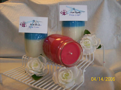 Handmade Soy Candles 16 ounces - You Pick The Scent