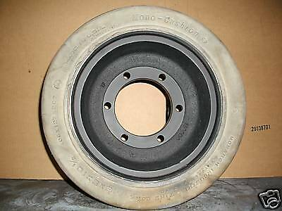 Clark Forklift Wheel 110104 Great Condition