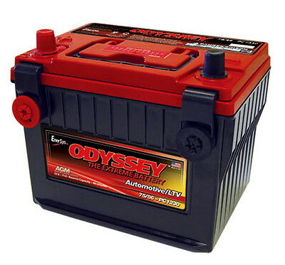 Odyssey Pc 1230 Drycell Heavy Duty Battery Pc1230
