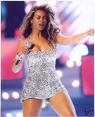 Beyonce Knowles Sexy Music Great Unsigned 8X10 Photo