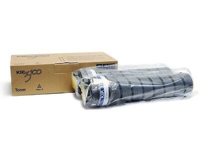 KIP 3100-103 Genuine Original Toner KIP 3100 OEM 2 pack