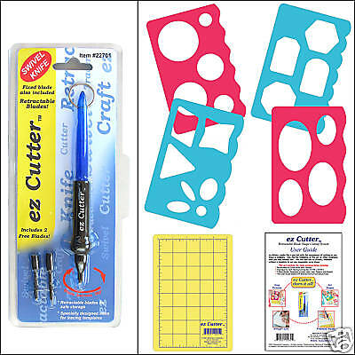 ez Cutter Shape Cutter for Scrapbooking and Card Making