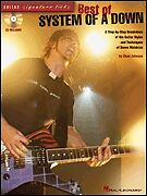 BEST OF SYSTEM OF A DOWN GUITAR TAB SHEET MUSIC BOOK CD