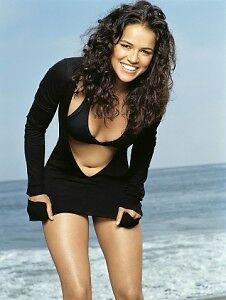 Michelle Rodriguez 8X10 Poster Hot & Sexy #01