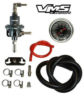 SUPRA TURBO 1JZ-GTE Fuel Pressure Regulator Gauge Kit