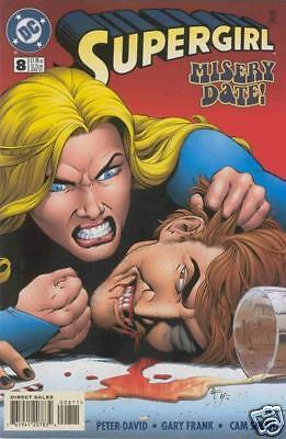 Supergirl #8 (3rd Series)