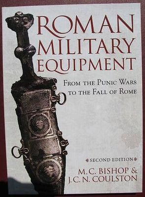 BOOK - Roman Military Equipment, Must Have! >>LOOK
