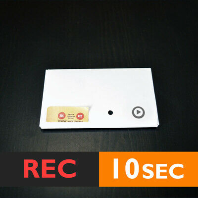 Stick-on Scrapbook Music Sound Record Module Craft Card greeting voice talking
