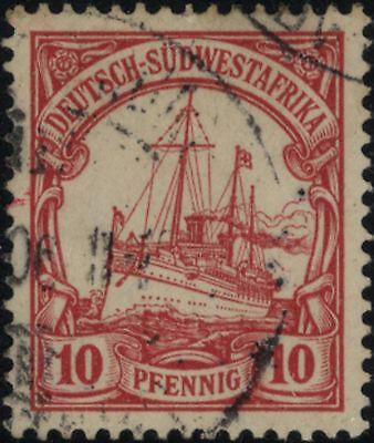 German South West Africa SG13 (Sc15) Used