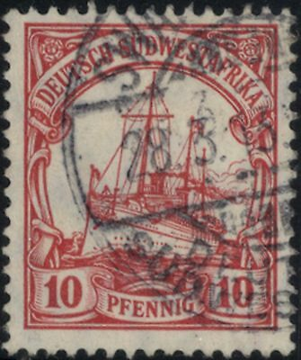 German South West Africa SG26 (Sc28) Used