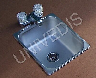 NEW CONCESSION STAND KIOSK TRAILER HAND WASHING SINK