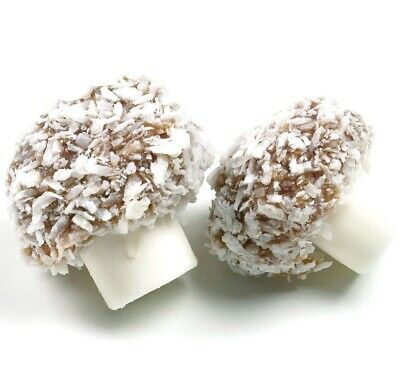 Coconut Mushrooms 500G Retro Bag Of Sweets Pick N Mix