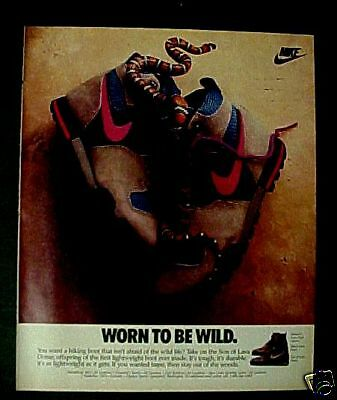 info for 0bcb1 b16bd 1989 Nike Hiking Boots Mens~Womens Lava High Blue  Red Shoes ...