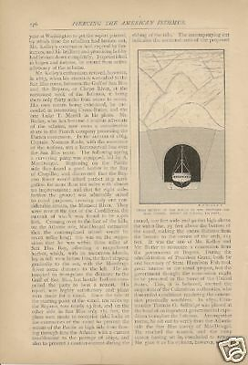 1879  Darien American Isthmus Ship Canals article