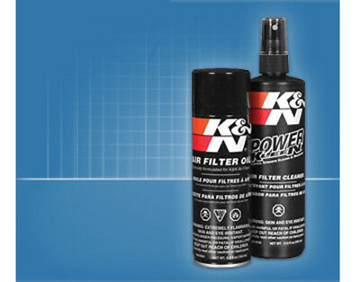 K&N 99-5000 Filter Recharger Kit - Aerosol Can (6.5 or 8oz) Bottle (12oz)