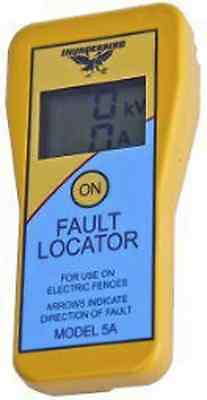 Electric Fence FAULT LOCATOR Finder Thunderbird 5A Tester Finder Meter