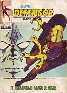 DAN DEFENSOR vol. 1 - nº 48