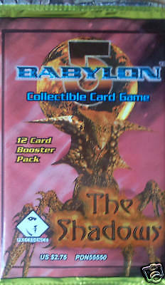 Babylon 5  The Shadows Booster Pack