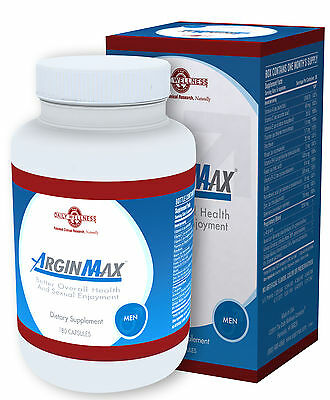 ArginMax For Men  (180 capsules) by Daily Wellness