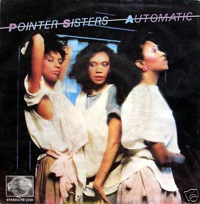 """Pointer Sisters - automatic / nightline 45"""""""