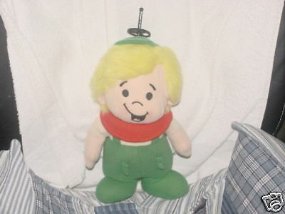 """13"""" Elroy Plush Doll From The Jetsons By Dakin 1988"""
