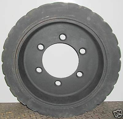 Yale Forklift Wheel Assembly 904819600 Or 9048196-00
