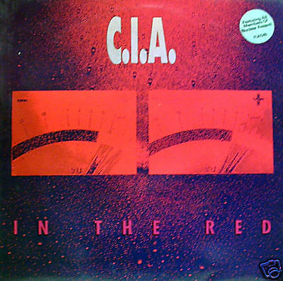 C.I.A. - in the red LP
