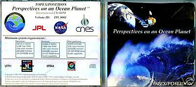 J.P.L., N.A.S.A.,CNES: Perspectives On An Ocean Planet, CD-ROM