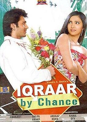 IQRAAR BY CHANCE - Sakshi Shivanand, Arbaaz Khan - NEW BOLLYWOOD DVD