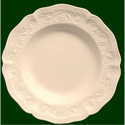 Royal Creamware Classic Soup Bowl (Pack of four)