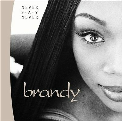 Never Say Never - Brandy (CD 1998)