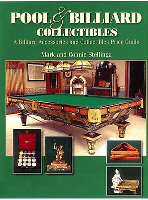 Pool and Billiard Collectibles book -  from the authors