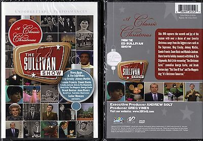 A Classic Christmas From the Ed Sullivan Show (DVD, ...