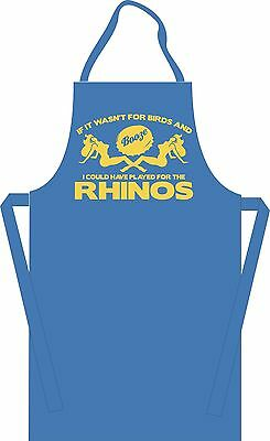 I Could Have Played for Leeds Rhinos BBQ Apron
