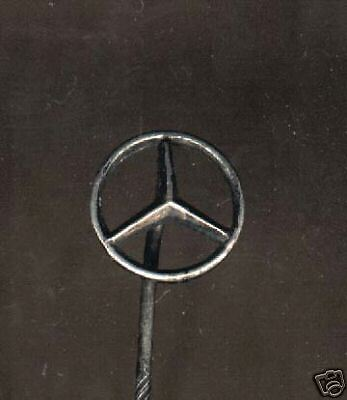 MERCEDES BENZ,OLD PIN BADGE
