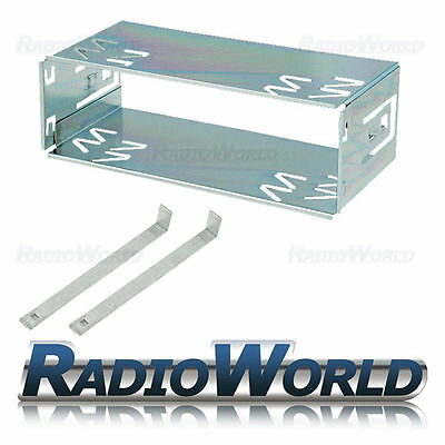 JVC Car Stereo Radio Mounting Cage Sleeve Holder & Removal Keys