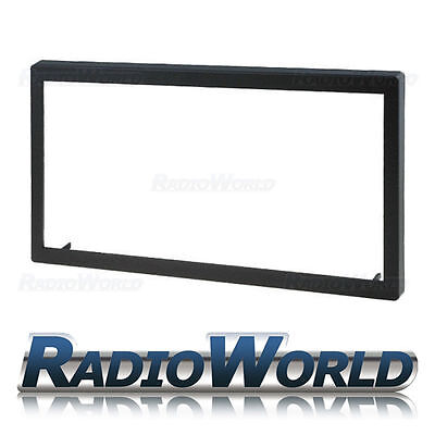 Universal Double Din Radio / Stereo Fascia Frame / Trim / Surround 118x188mm