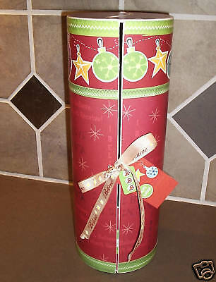 CHRISTMAS GIFT CONTAINER wine ALTERED soda ONE of A Kind